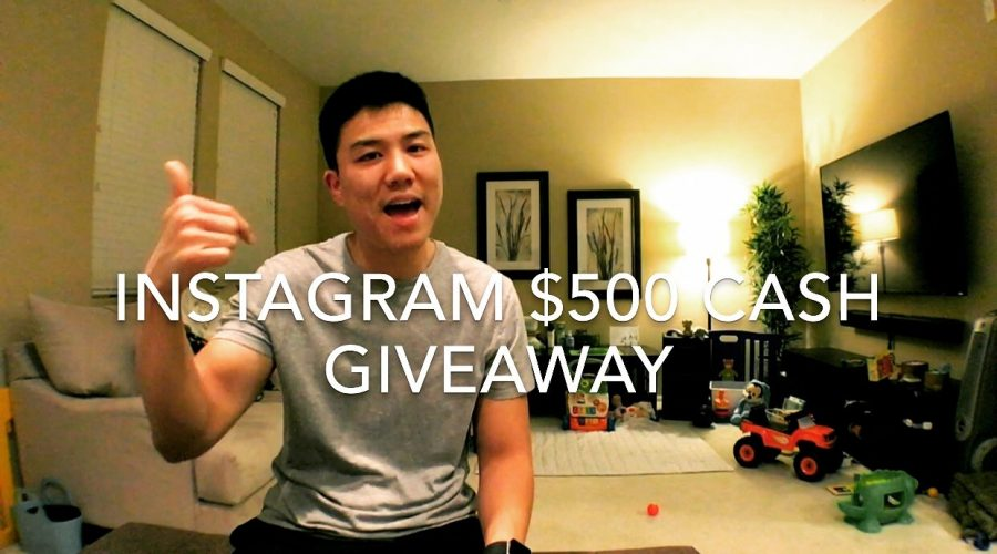 July's $500 Cash Give Away!!