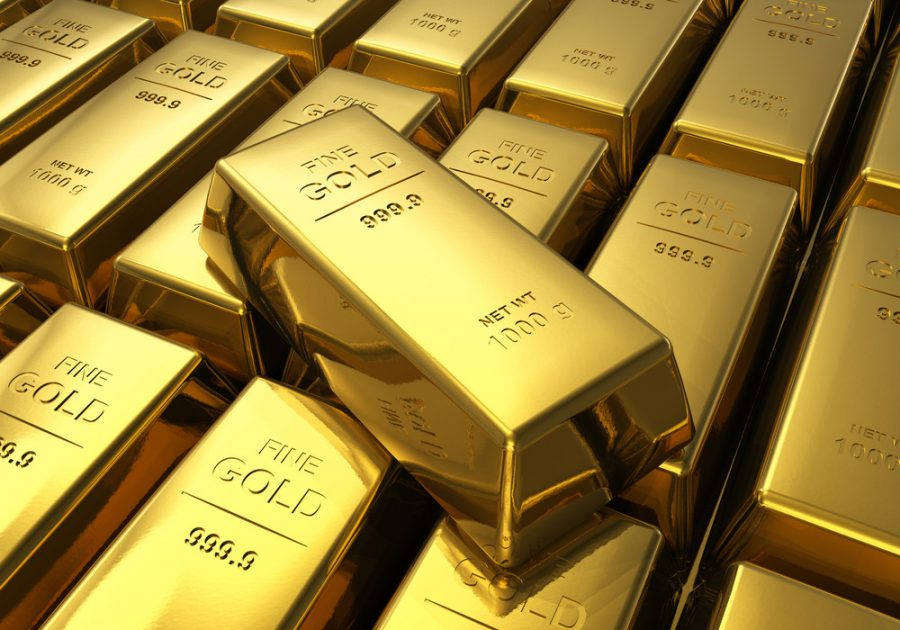 Don't Buy Commodities (i.e. Gold)!