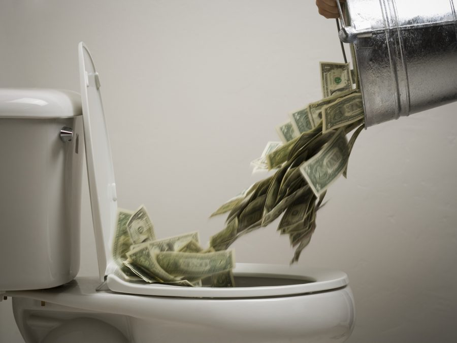Here Are The Top 16 Financial Mistakes Everyone's Making: Are You Throwing Your Money Away on Any of Them?